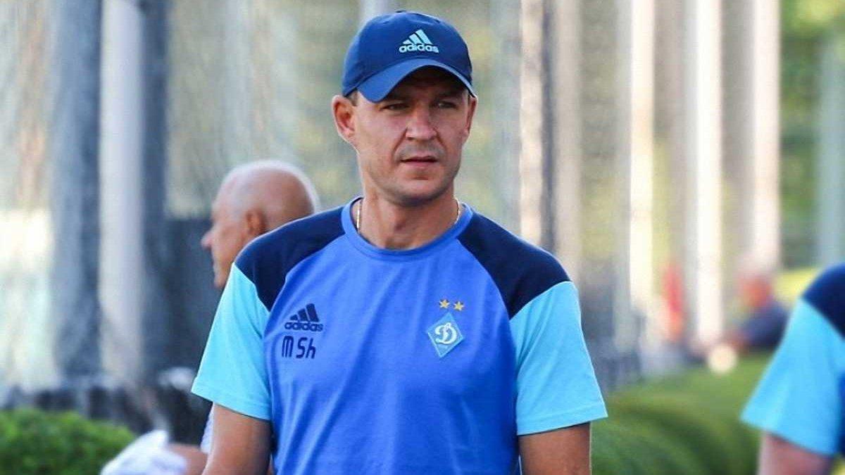 Шацких оценил шансы сборной Украины попасть на Евро-2020