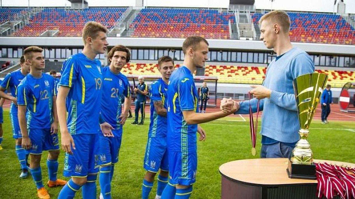 Збірна України U-19 буде у третьому кошику жеребкування відбору до Євро-2019