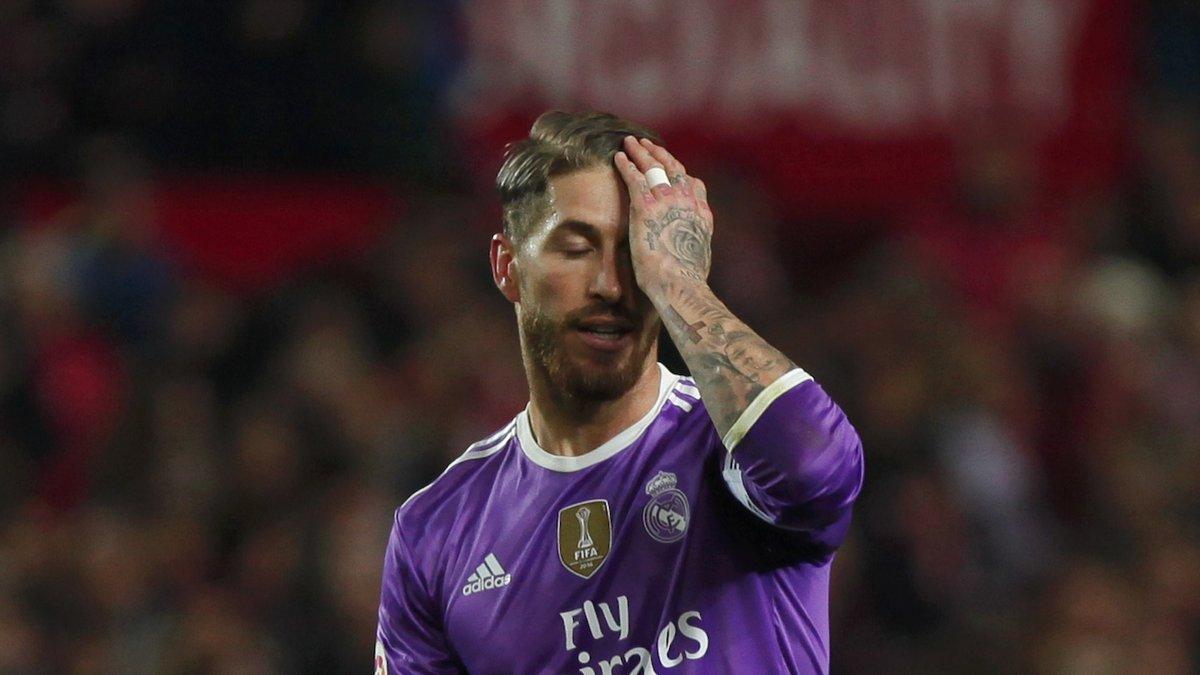 Серхио Рамос дважды нарушил антидопинговые нормы, один раз в финале Лиги чемпионов, – Football Leaks