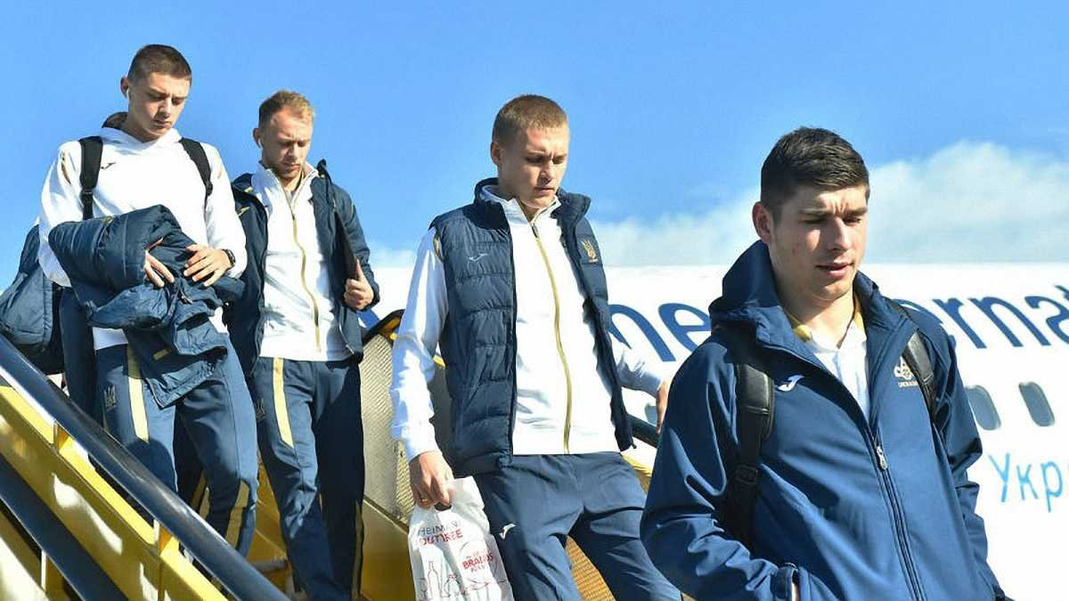 Гецко: Гравцям збірної України байдуже, проти кого діяти – вони виходять і показують гідну гру