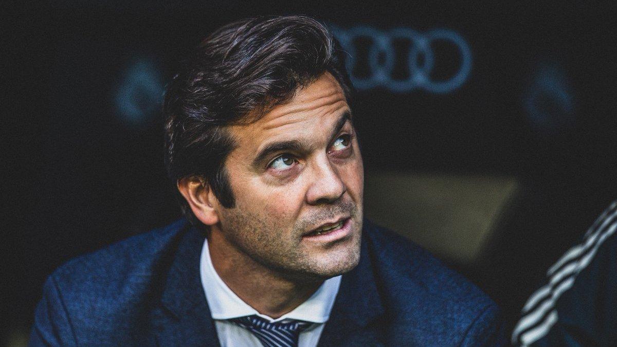 Солари объяснил, почему Реал крупно проиграл Эйбару