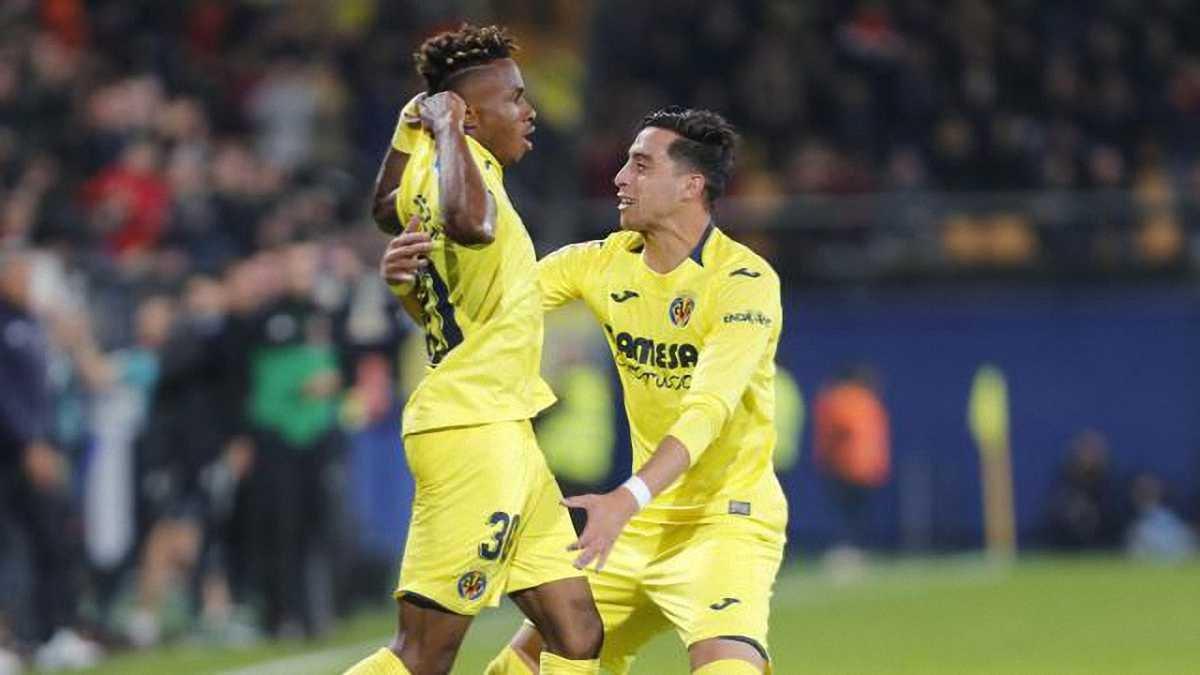 Вильярреал минимально переиграл Бетис: 13-й тур Ла Лиги, матчи воскресенья
