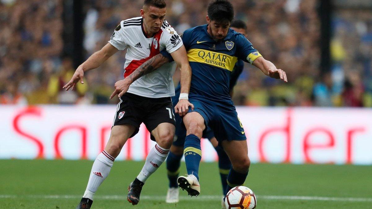 Кубок Либертадорес: второй финал между Ривер Плейт и Бока Хуниорс снова перенесен