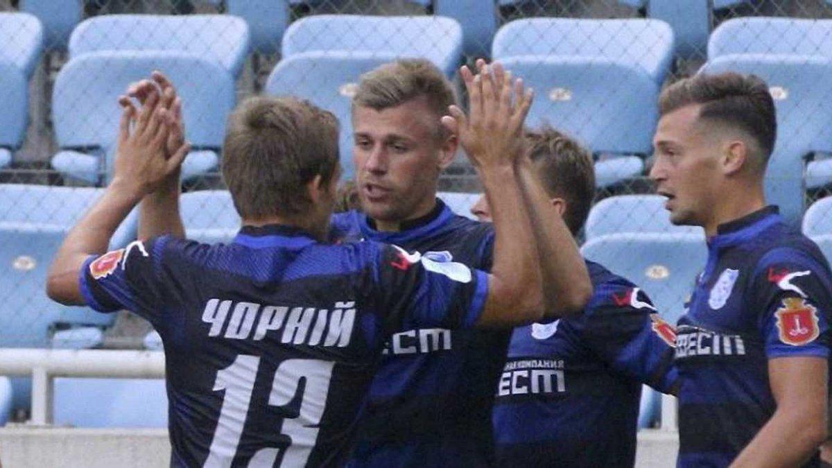 Черноморец – Арсенал-Киев: одесситы не проиграли впервые за 10 матчей и прервали антирекордную серию