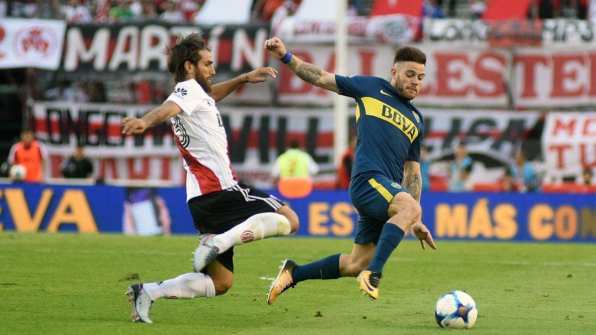 Генуя предложила принять финал Кубка Либертадорес
