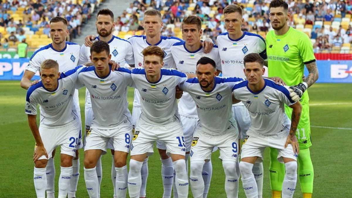 Динамо вирушило на матч Ліги Європи проти Астани – 4 гравці поза списком