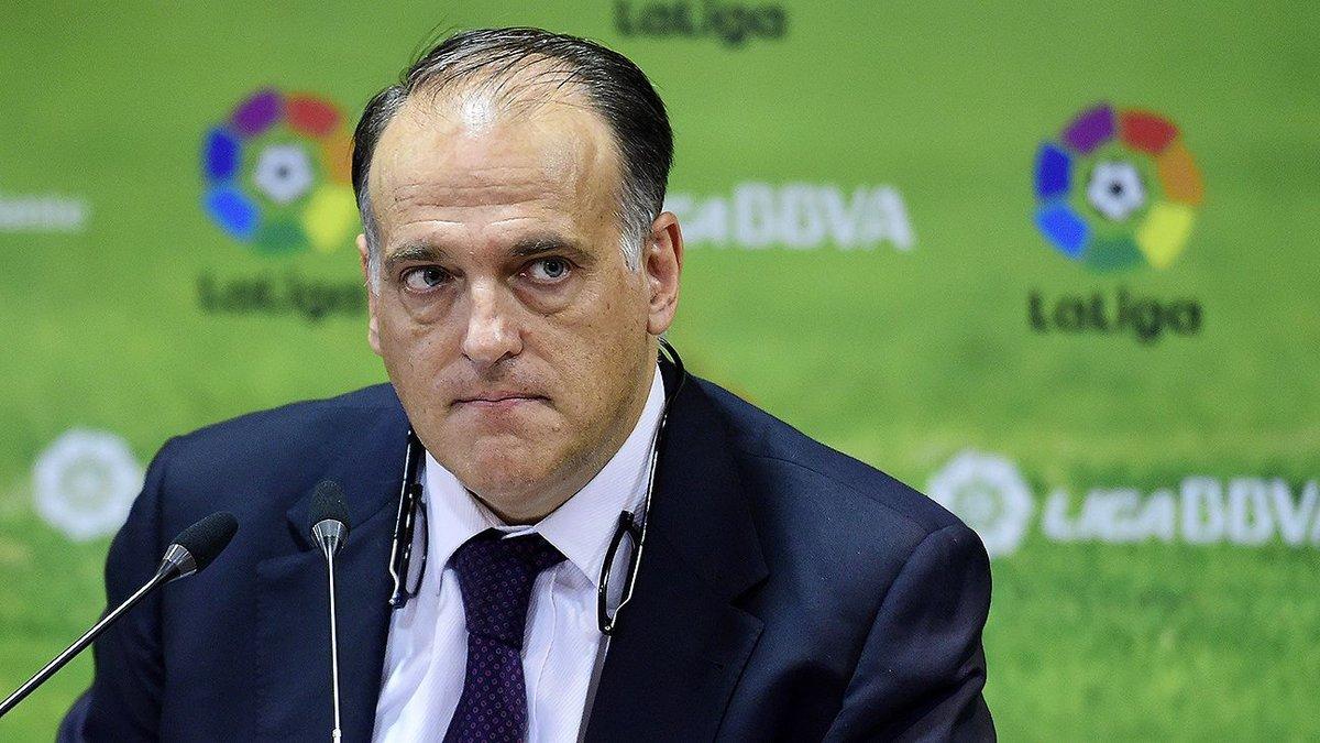 Ла Ліга подасть в суд на Федерацію футболу Іспанії через відмову проводити матчі чемпіонату в США