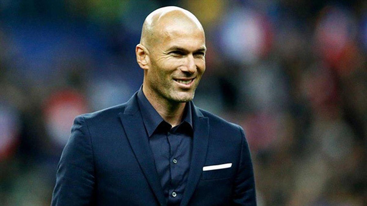Зидан – лучший клубный тренер года по версии IFFHS