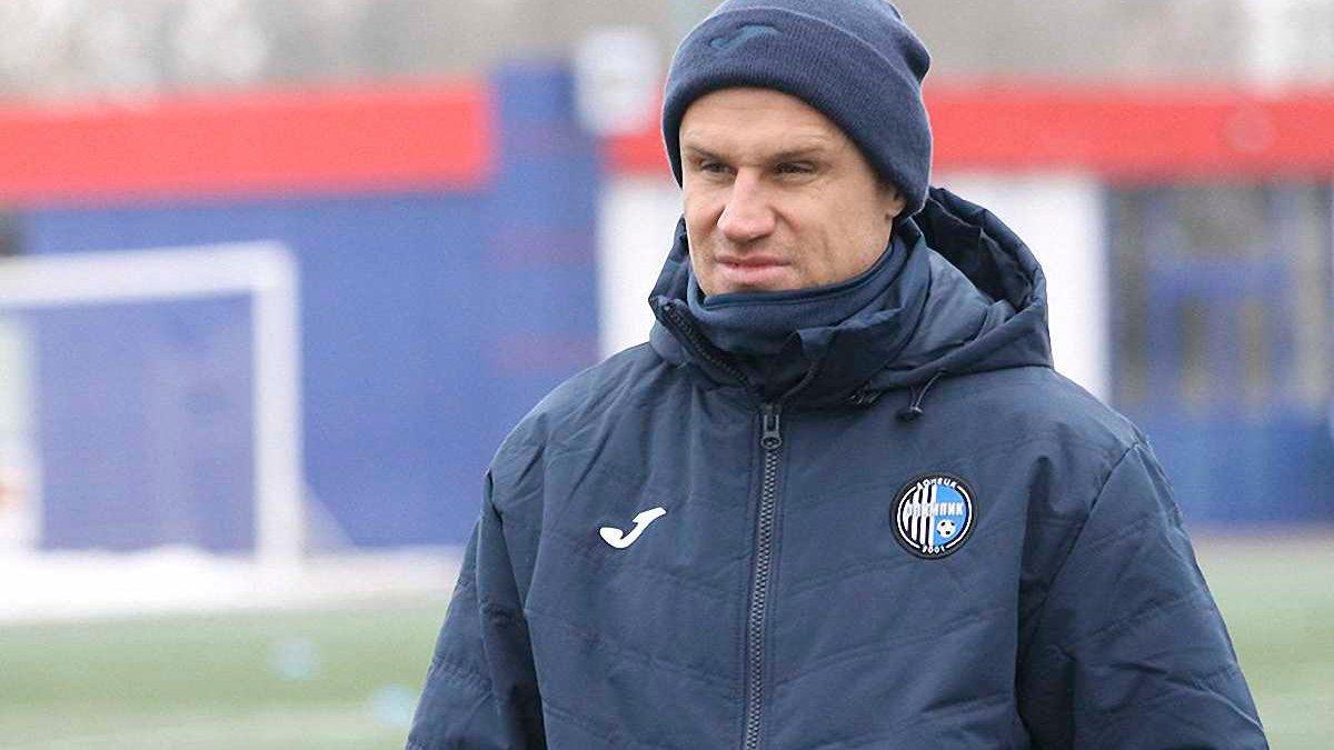 Шевчук визначився із заміною Ротаня на посаді асистента головного тренера Олімпіка