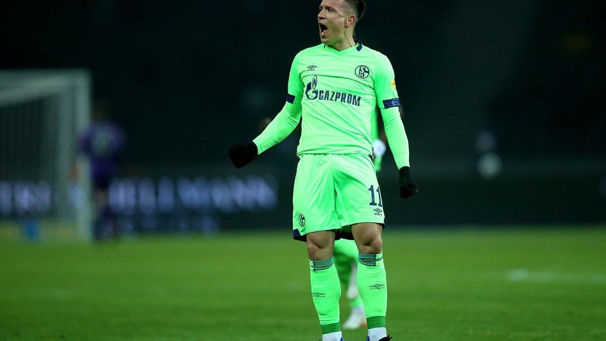 Коноплянка отметился роскошным голом в воротах Герты – дебютный мяч украинца в сезоне