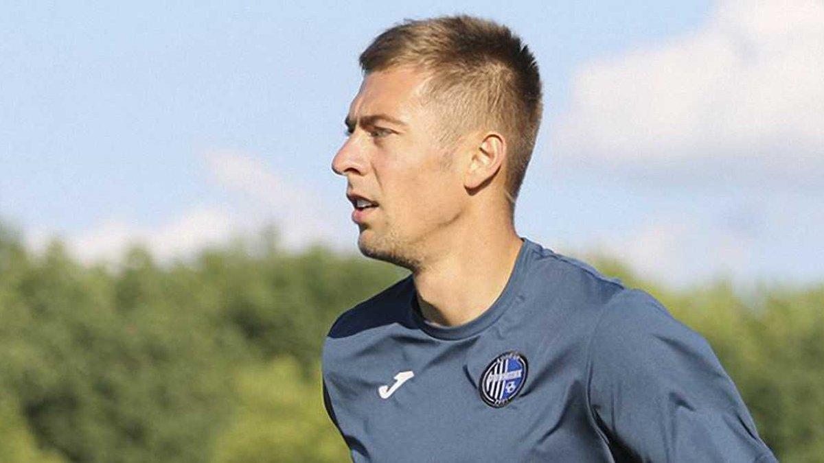 Зубейко стал игроком Динамо Батуми