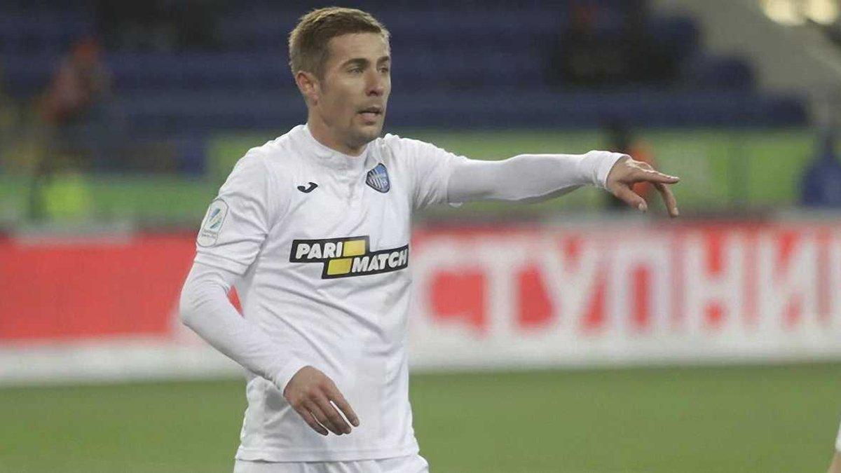 Зубейко покинул Динамо Батуми спустя всего 10 дней после подписания контракта, – СМИ