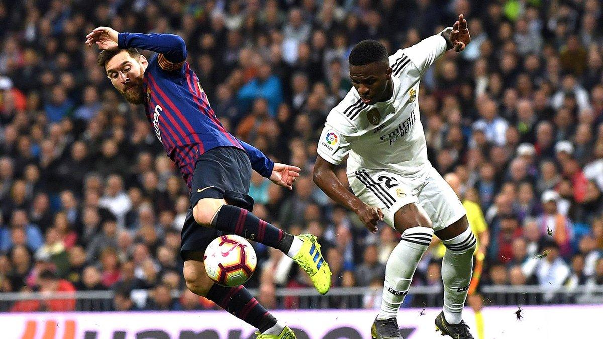 Барселона реал мадрид 5 0 унижение