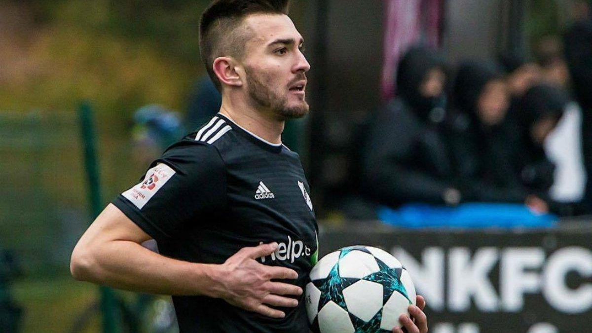 Вихованець Карпат Маркович забив переможний м'яч у Суперкубку Естонії – відео голів та огляд матчу