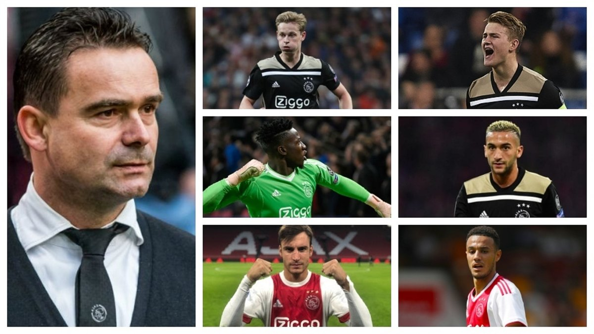 Аякс рискует потерять пол состава: кто разворовывает главную сенсацию Лиги чемпионов
