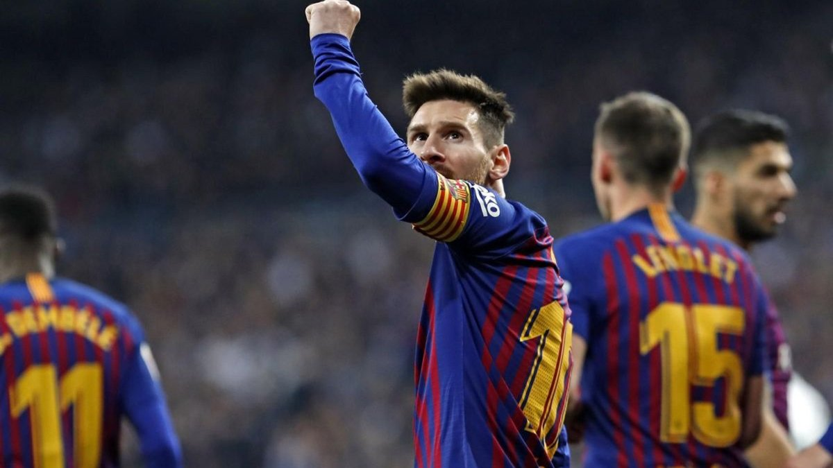 Месси – автор самого красивого гола в истории Барселоны по версии болельщиков
