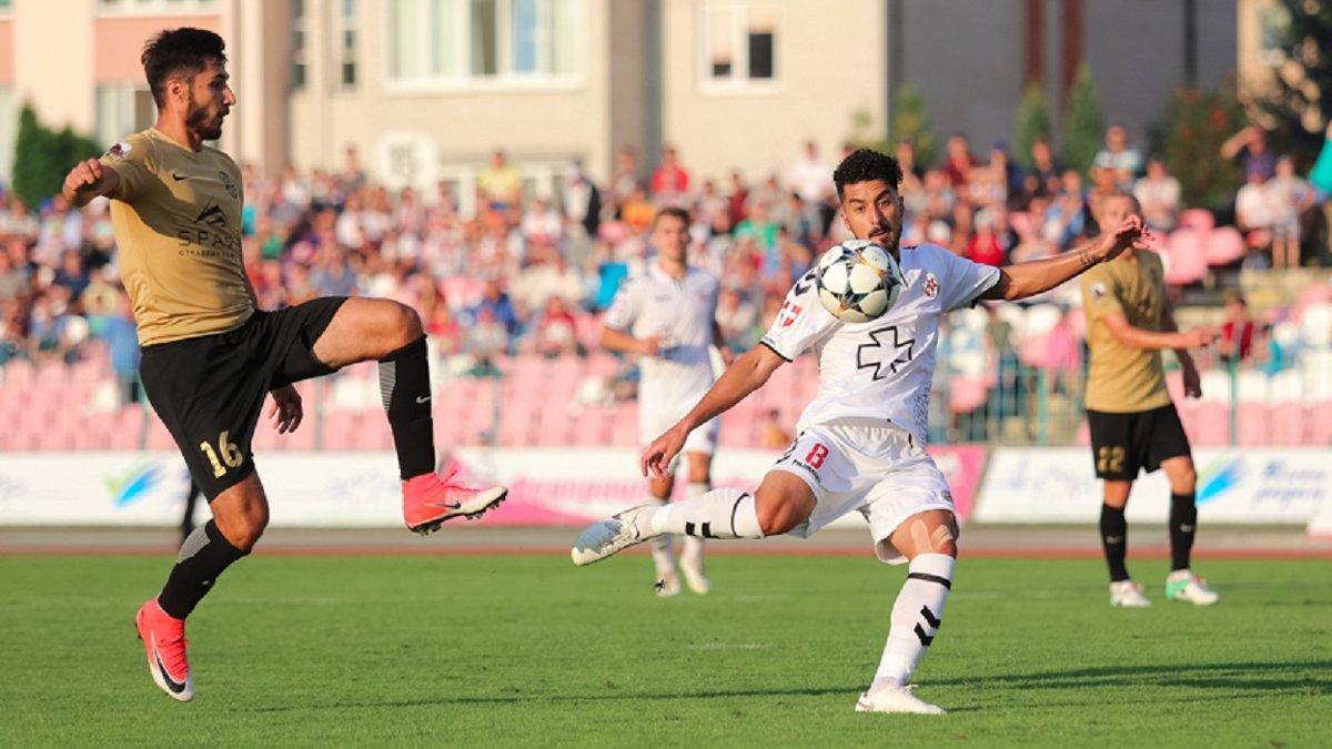Перша ліга: Волинь розгромно перемогла Суми, забивши 7 м'ячів, СК Дніпро-1 без проблем розібрався з Агробізнесом