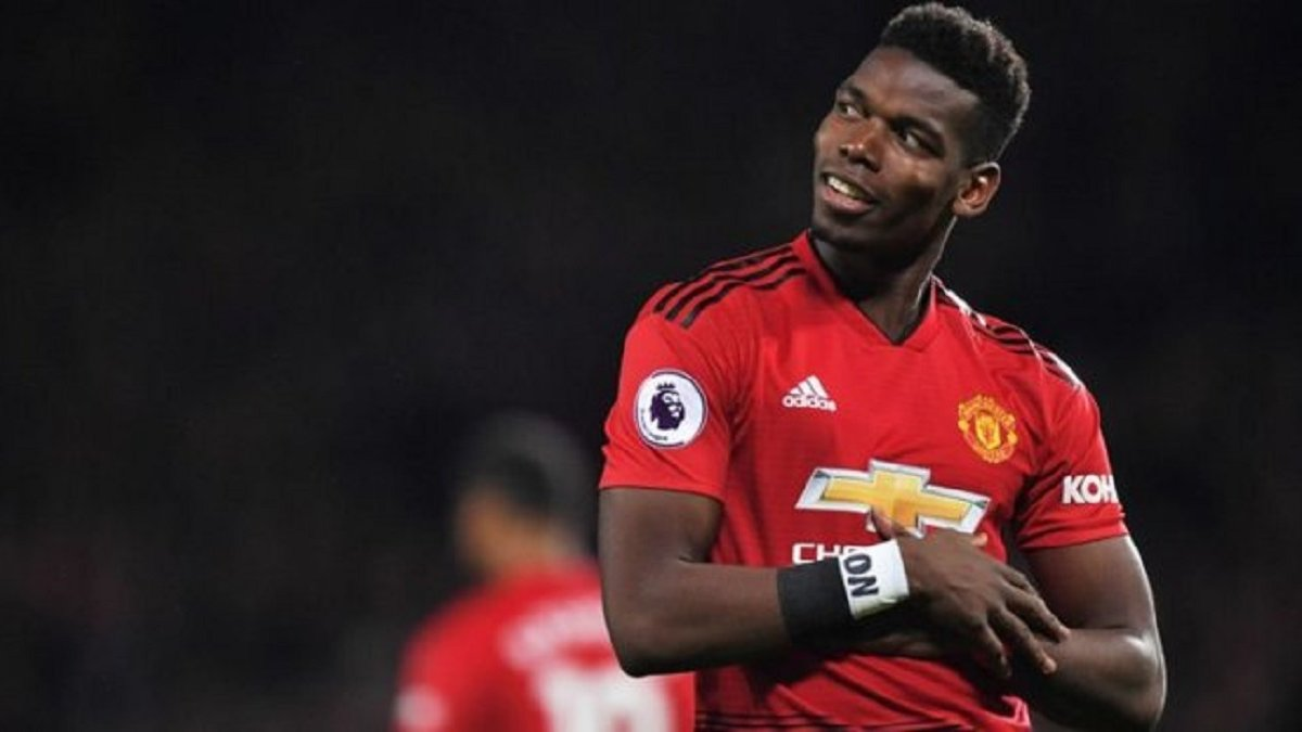 Погба хочет перейти в Реал – Манчестер Юнайтед может обменять футболиста на Варана и Бейла