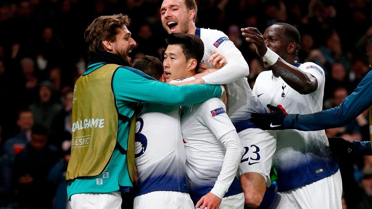 Тоттенхэм – Манчестер Сити – 1:0 – видео голов и обзор матча