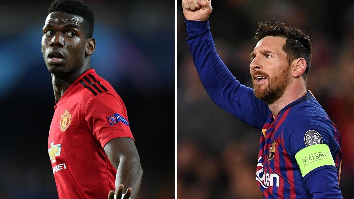 Манчестер Юнайтед – Барселона: онлайн-трансляція матчу 1/4 фіналу Ліги чемпіонів – як це було