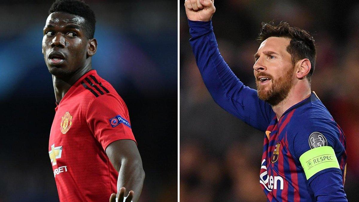 Манчестер Юнайтед – Барселона: онлайн-трансляция матча 1/4 финала Лиги чемпионов – как это было