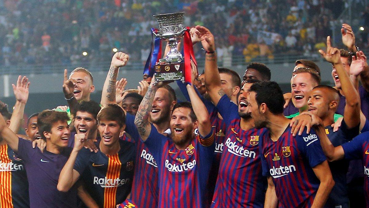 Рубиалес анонсировал изменение формата Суперкубка Испании и его проведение за пределами Пиренеев