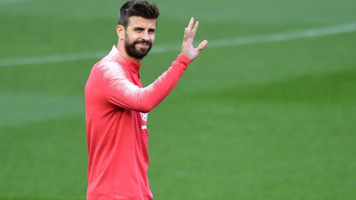 """""""Тут я виріс та став чоловіком"""", – Піке пригадав свої часи в Манчестер Юнайтед"""