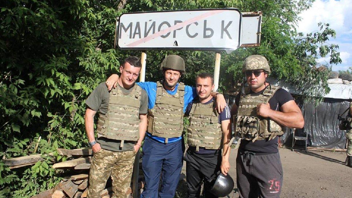 """""""Это же Ракицкий!"""" – Федецкий рассказал, как военный его перепутал с защитником Зенита на Донбассе"""