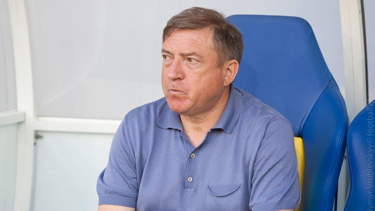 Круг претендентов на пост главного тренера Львова сузился до двух кандидатур