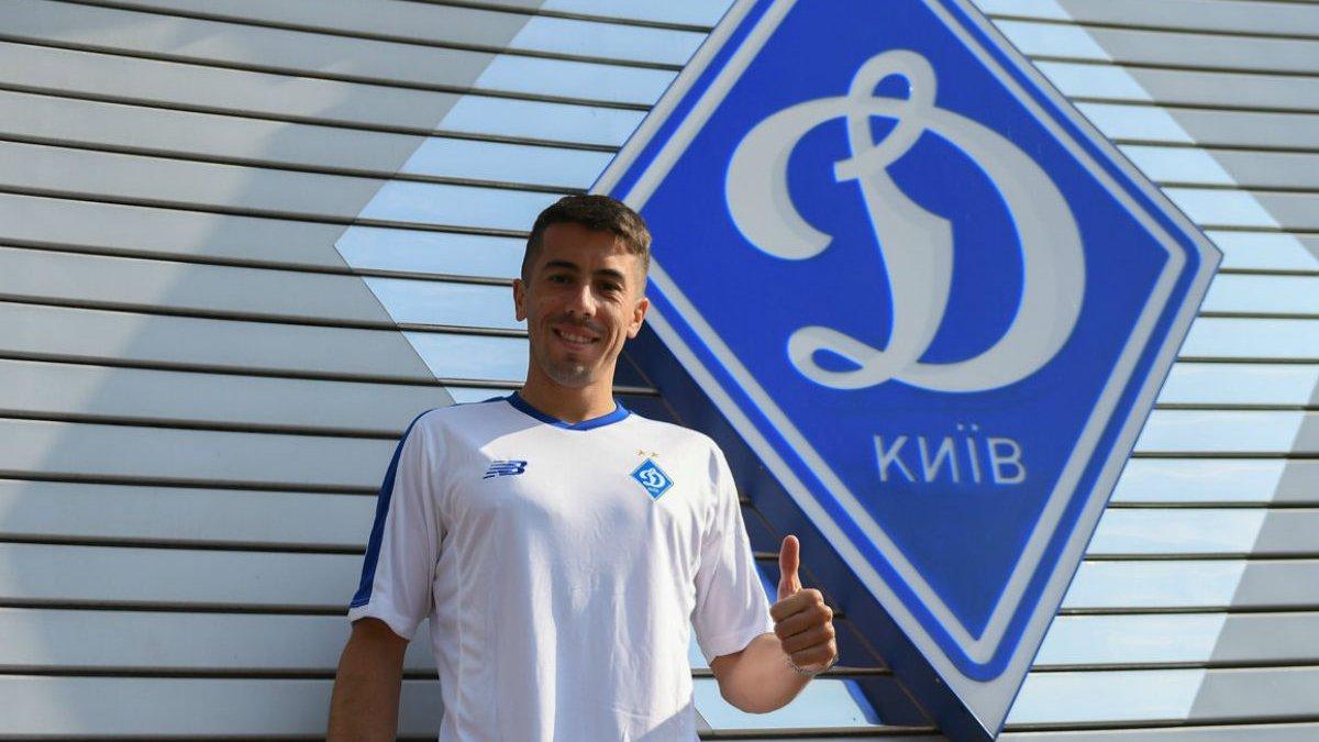 Динамо офіційно підписало Де Пену