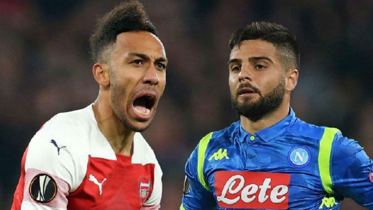 Арсенал – Наполи и еще 3 матча 1/4 финала Лиги Европы: анонс поединков