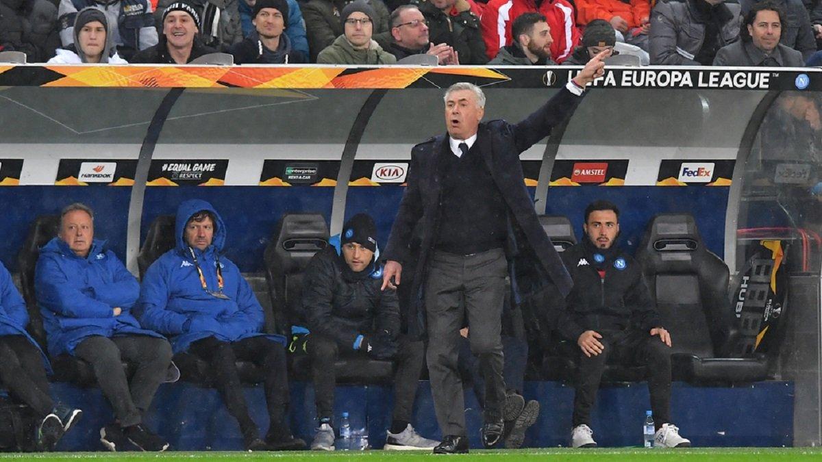 Анчелотти: У Эмери гораздо больше опыта в Лиге Европы, чем у меня