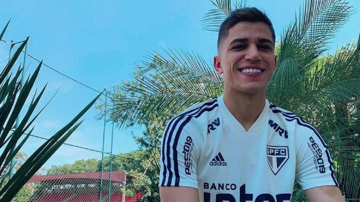 Буэно – об уходе из Динамо: Это произошло не только со мной, но и с другими бразильцами