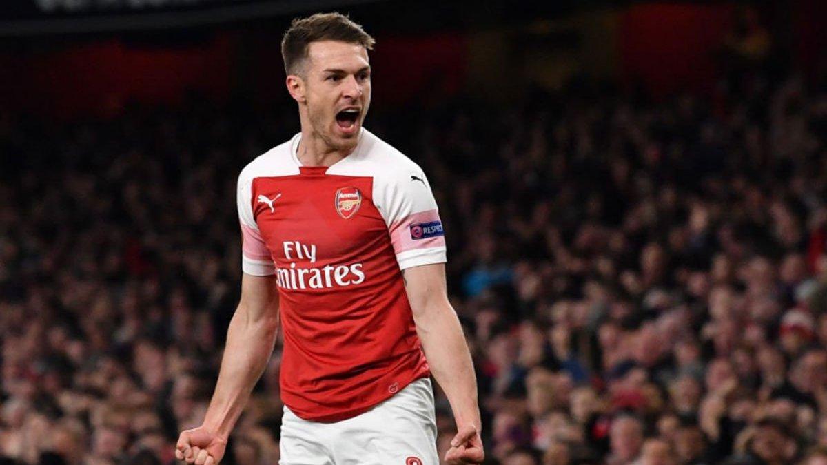 Рэмзи установил невероятное достижение в Лиге Европы среди игроков Арсенала