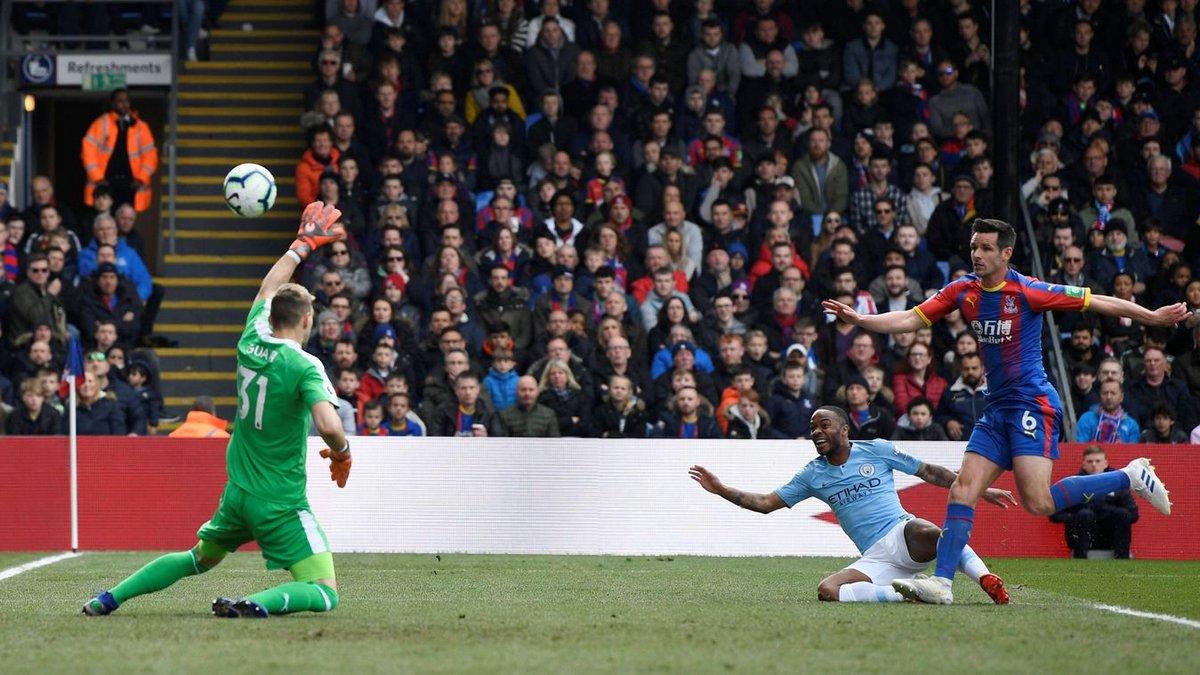 Победа Манчестер Сити на классе в видеообзоре матча с Кристал Пэлас