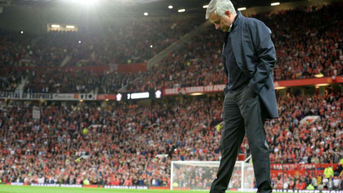 Моурінью розкритикував Барселону та Мессі за гру в матчі з Манчестер Юнайтед