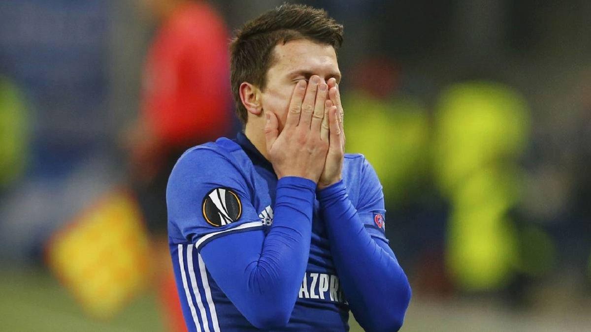 Шальке Коноплянки выиграл только 1 матч из последних 12-ти