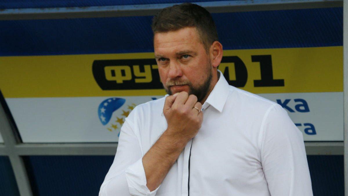 Маріуполь – Динамо: Бабич назвав причину поразки своєї команди