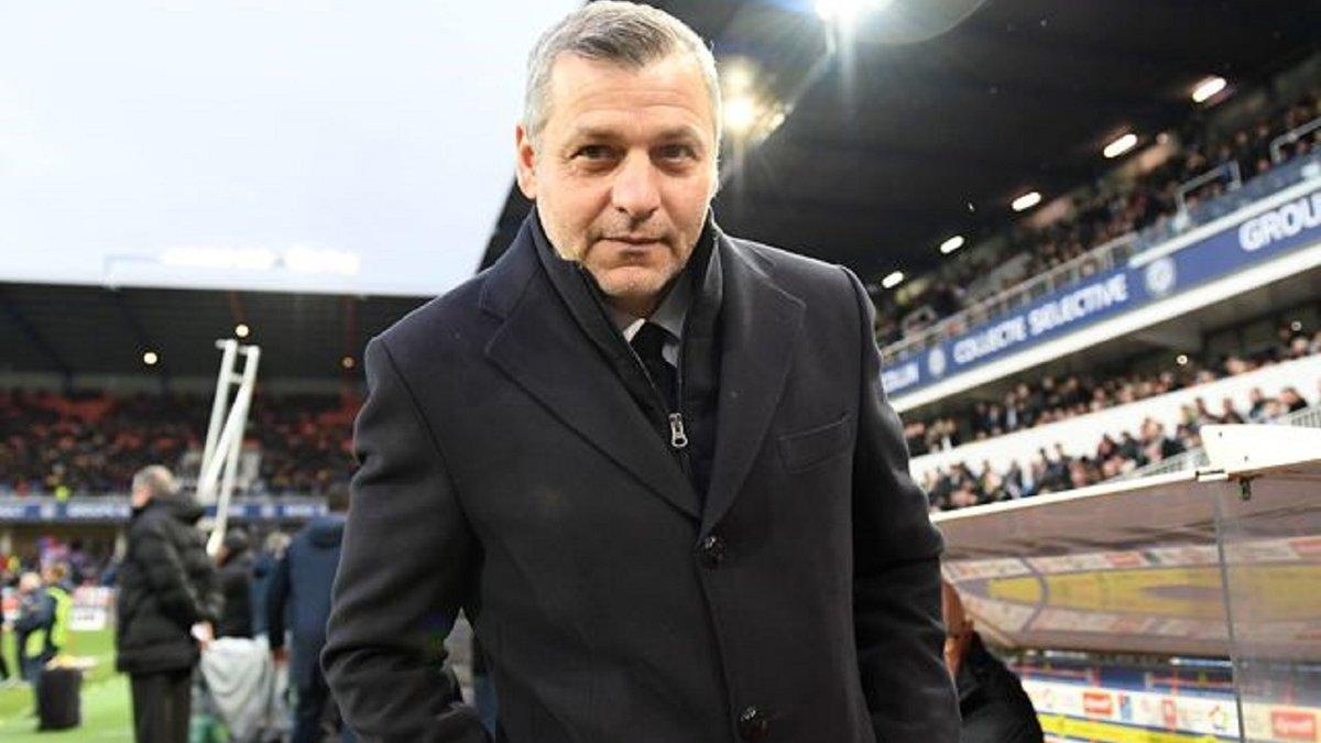Женезіо вирішив покинути Ліон