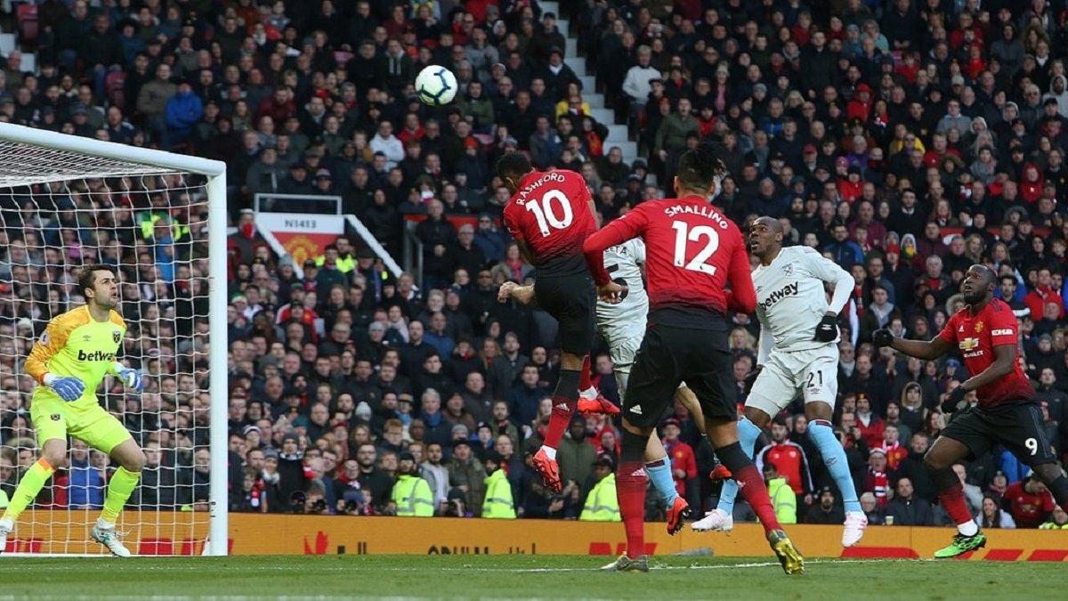Дубль Погба у відеоогляді матчу Манчестер Юнайтед – Вест Хем