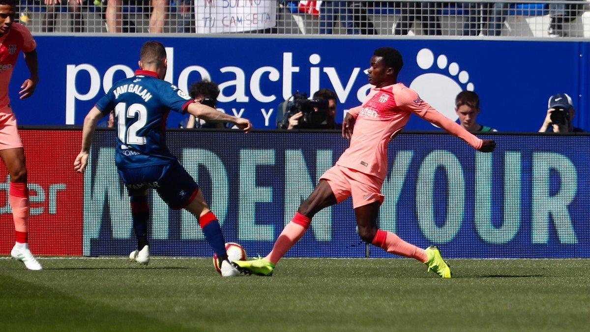 Барселона не смогла победить аутсайдера Ла Лиги Уэску – видеообзор матча