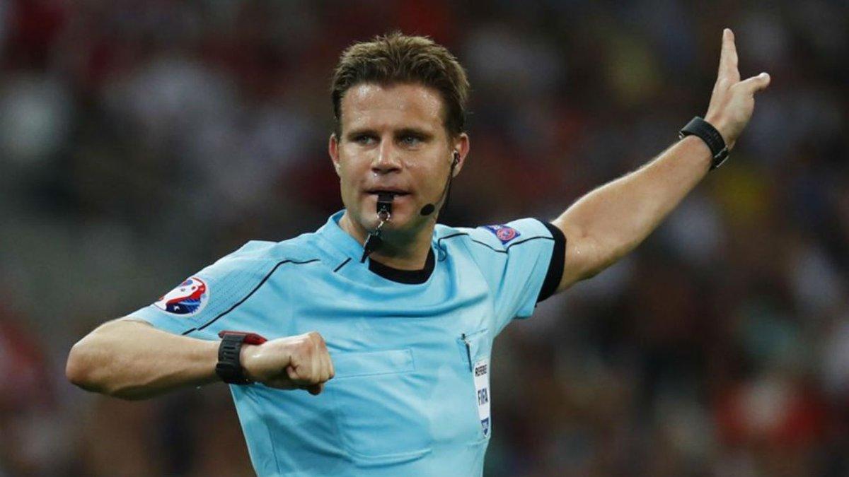 Барселона – Манчестер Юнайтед: Брых рассудит матч 1/4 финала Лиги чемпионов
