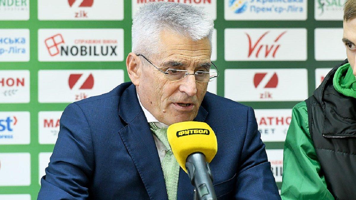 Фабри Гонсалес прокомментировал поражение Карпат от Десны