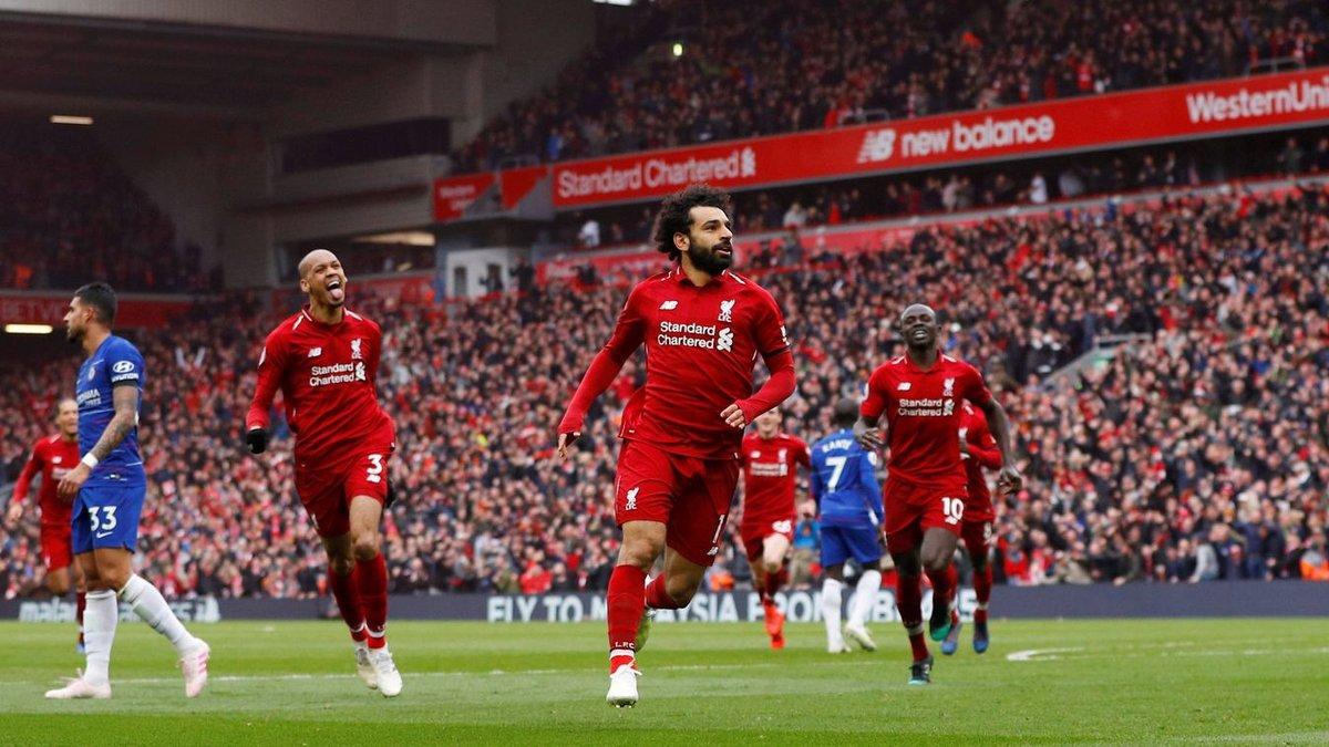 Ливерпуль – Челси: Салах фантастическим голом шокировал лондонцев на Энфилде