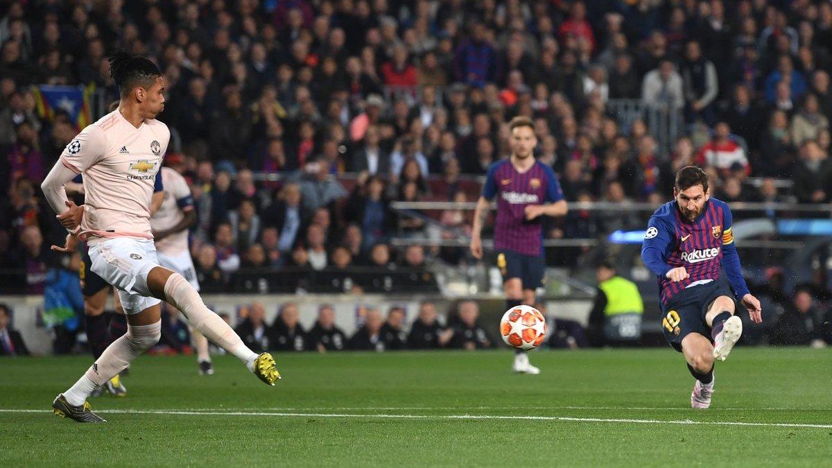 Барселона – Манчестер Юнайтед – 3:0 – відео голів і огляд матчу