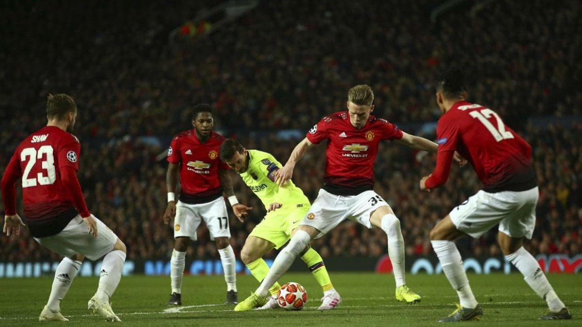Барселона – Манчестер Юнайтед: анонс ответного матча 1/4 финала Лиги чемпионов