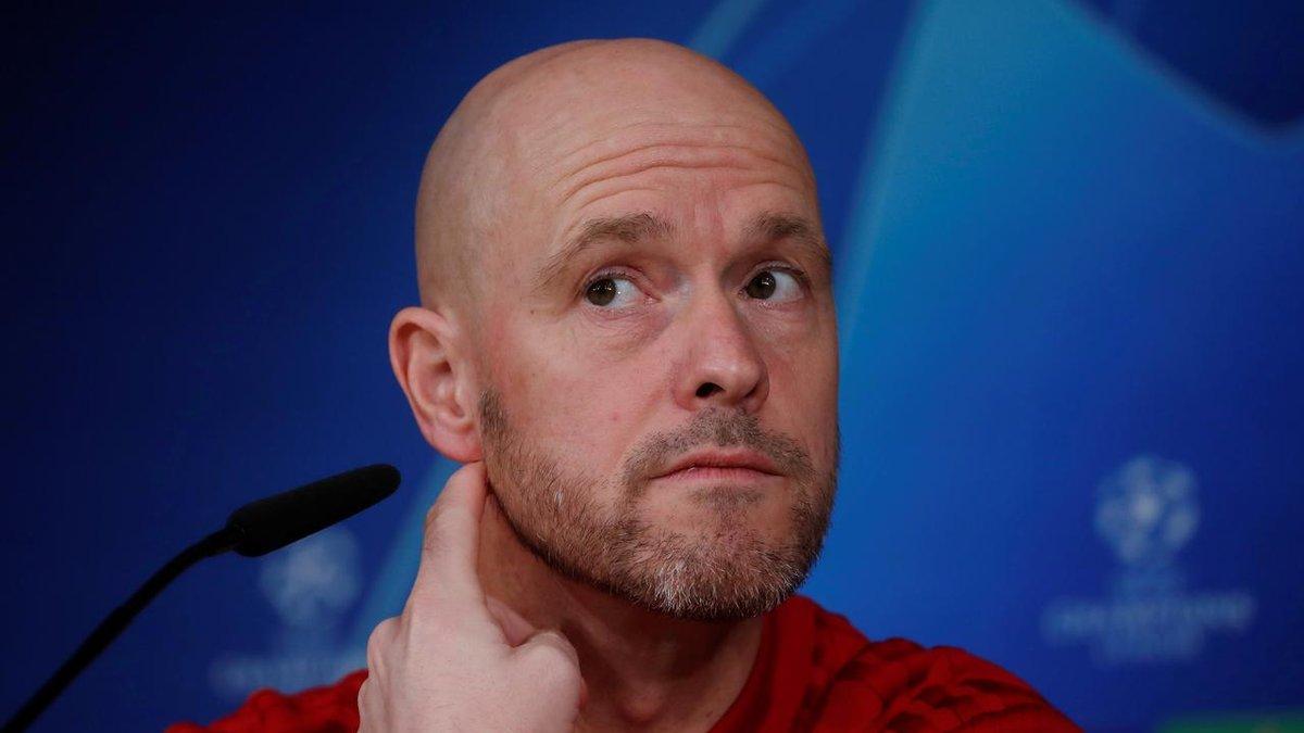 Ювентус – Аякс: Тен Хаг рассказал, как амстердамцы будут играть против Роналду