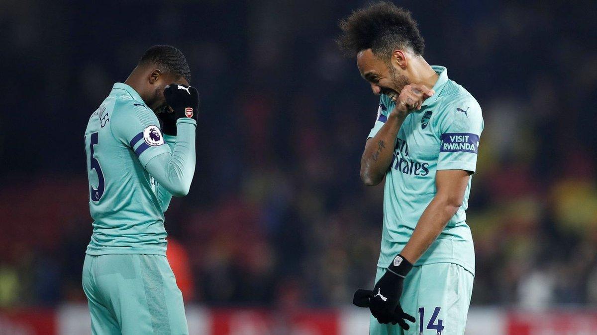 Уотфорд – Арсенал – 0:1 – видео гола и обзор матча
