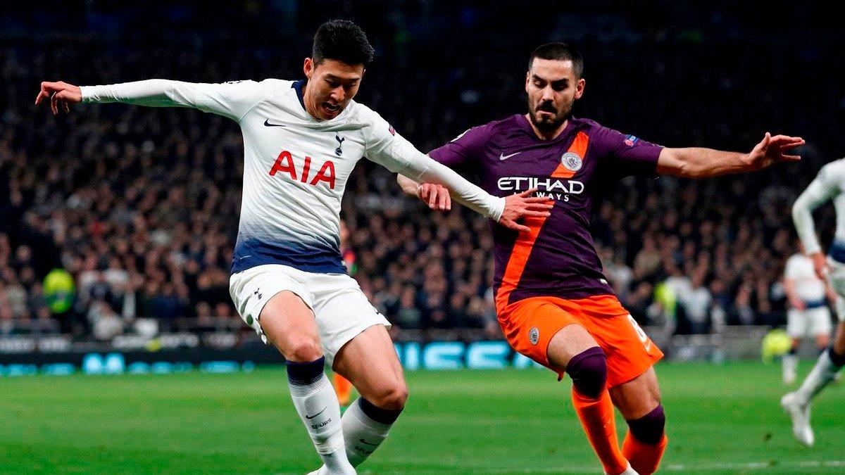 Манчестер Сіті – Тоттенхем: онлайн-трансляція матчу-відповіді 1/4 фіналу ЛЧ