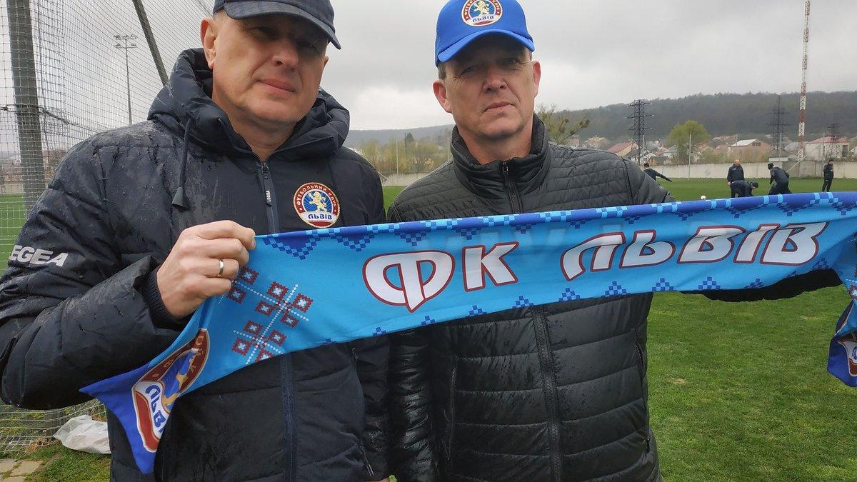 Львов официально назначил Блавацкого главным тренером